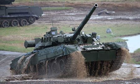 Picture for category T-80 Chassis